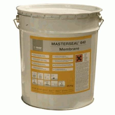 Masterseal 640 membrane - BASF