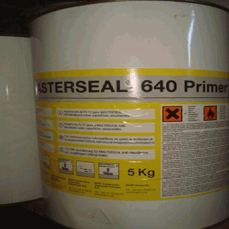 Masterseal 640 Primer - BASF