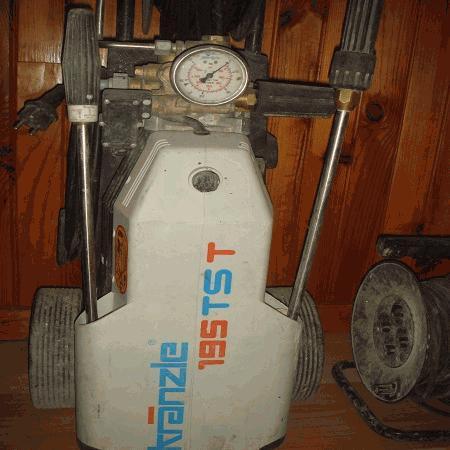 Máquina Pressão Kranzle 195 TST