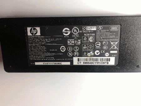Carregador Portatil HP DV 9700