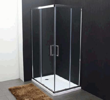 Cabine para base de chuveiro