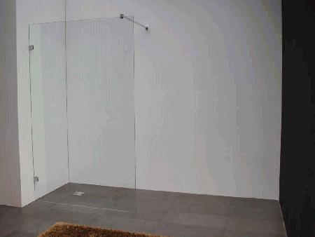 Resguardo duche em vidro por medida