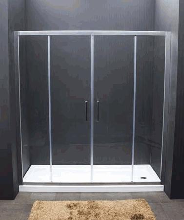 Resguardo Frontal para base duche