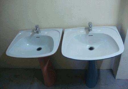 2 Lavatórios