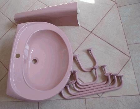 Loiça de casa de banho - lava mãos