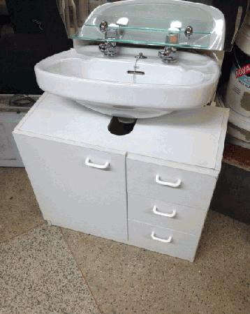 Conjunto de casa de banho