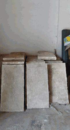 Lages de lagar pedra Ataija