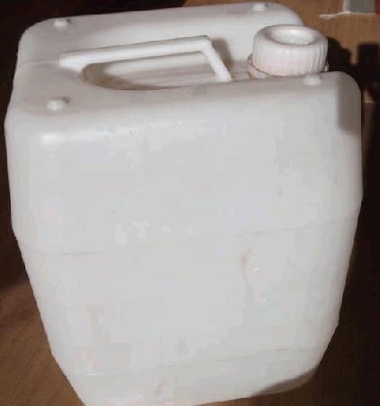 Jerrican Plástico 20 litros