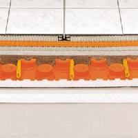 Sistema de Pavimento Climatizado - Bekotec ENR 1520 P - Schluter