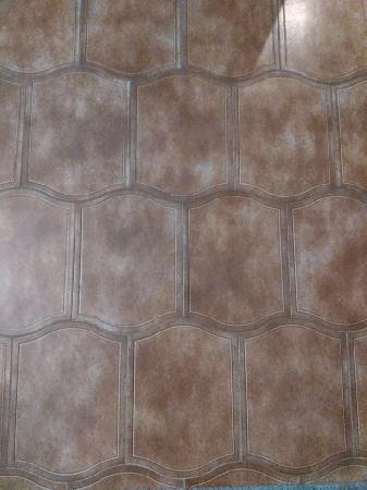 Procura tijoleira de chão - 2 metros quadrados