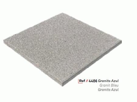Mosaico bujardado cinza Macel