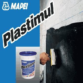 Emulsão Betuminosa Plastimul - Mapei