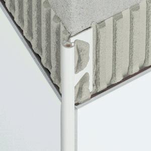 Rondec PRO 100BW PVC Branco Brilho - Schluter
